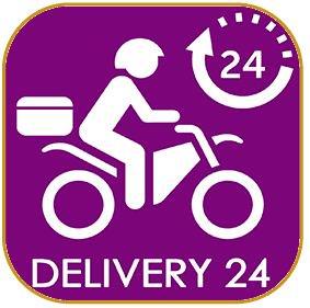 تطبيق ديليفري 24 Delivery للتوصيل